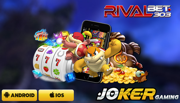 Link Alternatif Website Joker123 Agen Mesin Slot Online Jackpot